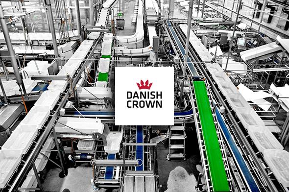 Vestjysk Rustfri Montage arbejder for Danish Crown